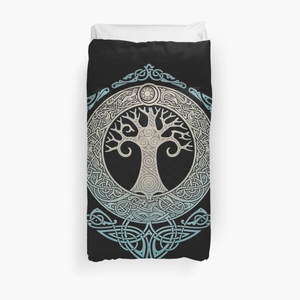 YGGDRASIL.TREE OF LIFE. Housse de couette