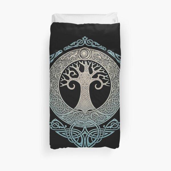 YGGDRASIL.TREE OF LIFE. Duvet Cover