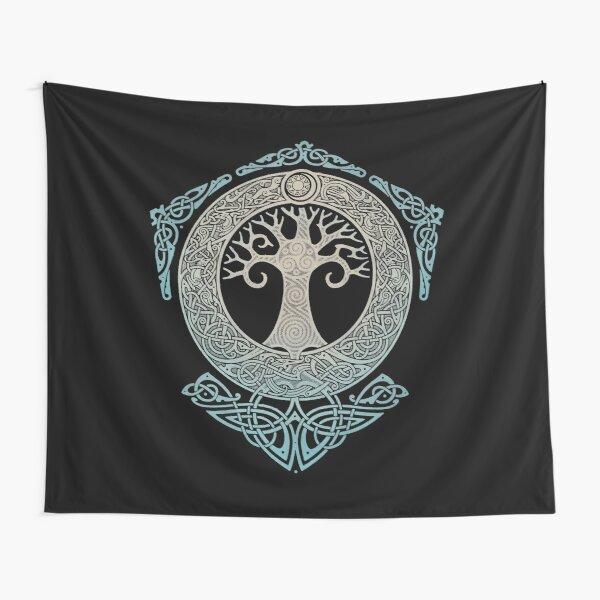 YGGDRASIL.TREE OF LIFE. Tapestry