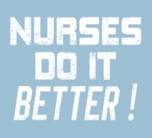 Nurses Do It Better (Robert Plant)