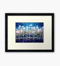 Ghost River Framed Print