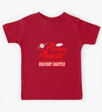 Pizza Planet Kids Tee