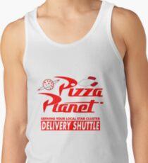Pizza Planet Men's Tank Top