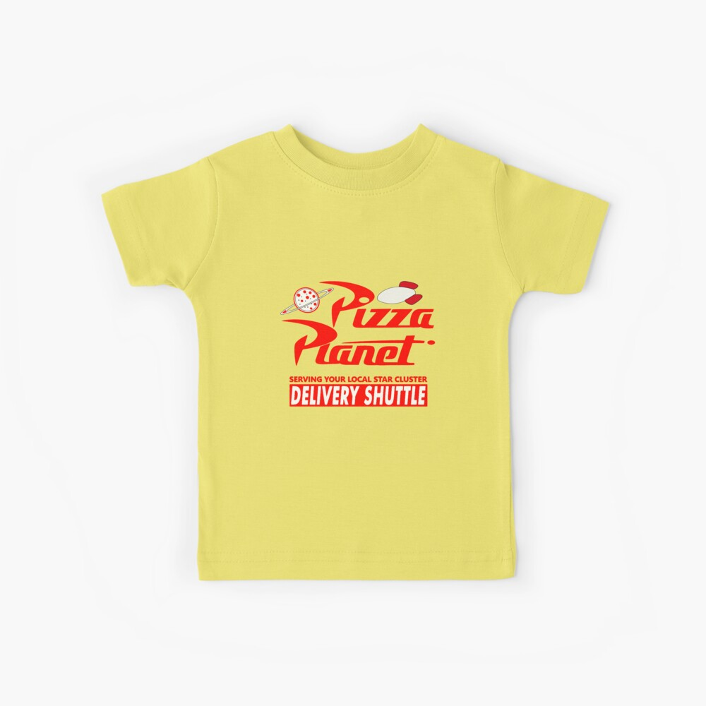 Pizza Planet Camiseta para niños