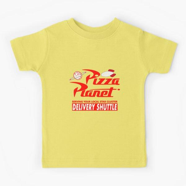Pizza Planet Kids T-Shirt