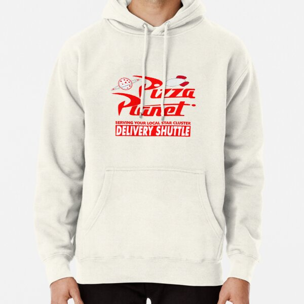 Pizza Planet Pullover Hoodie