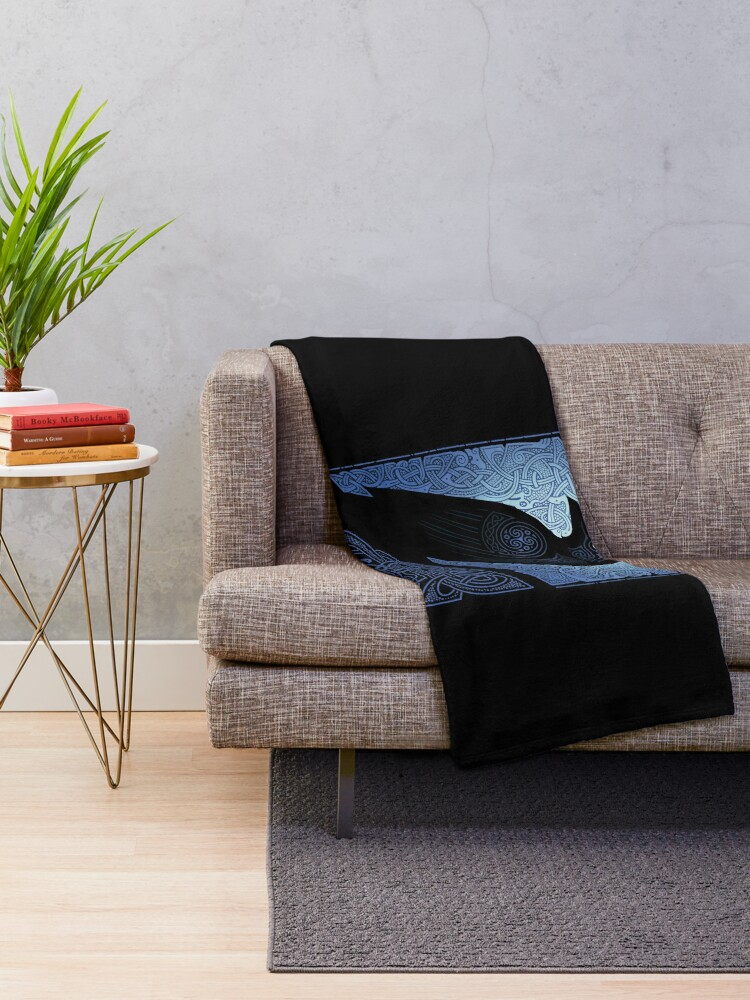Alternate view of GUARDIAN Throw Blanket