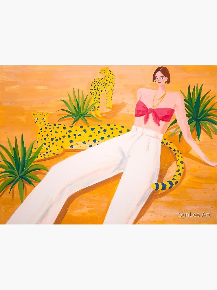 Palm Desert by sunleeart