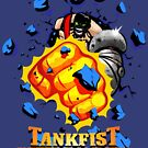 Tankfist PUNCH! by Simon Sherry