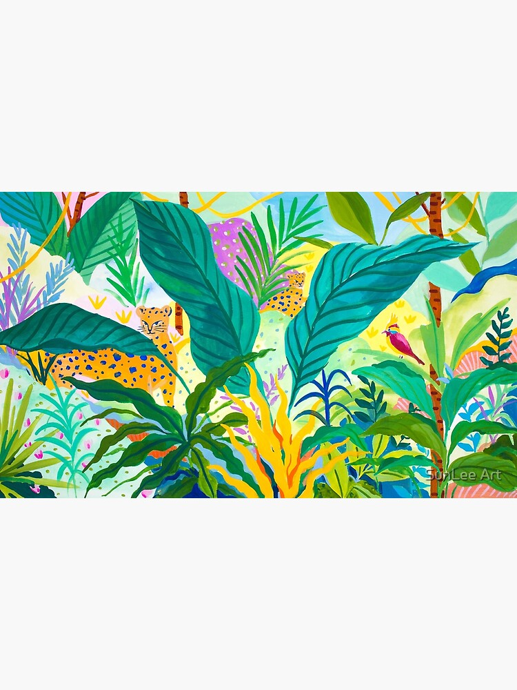 Paradise Jungle by sunleeart