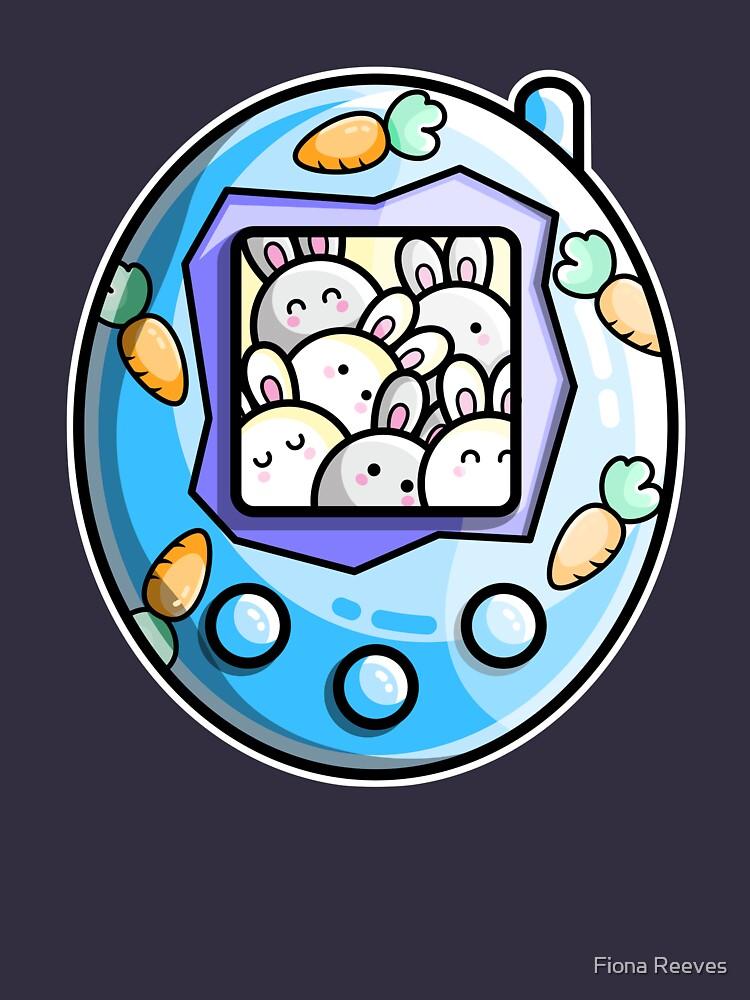 Rabbit Cute Digital Pet by freeves