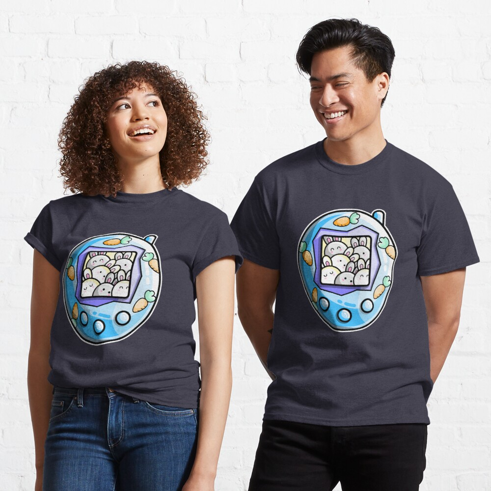 Rabbit Cute Digital Pet Classic T-Shirt