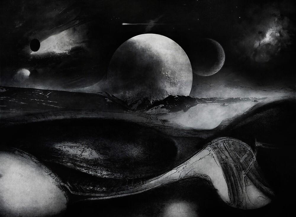 Oracular Orbit II by Talonabraxas