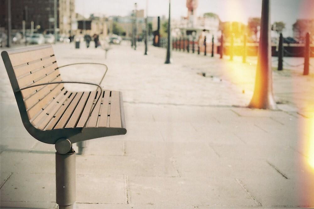 Bench. by cavan michaelides