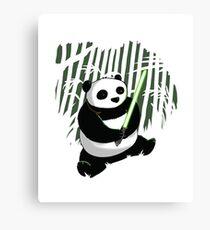 Pandawan Canvas Print