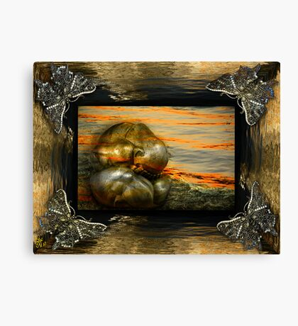 WeepingOutRebirthing Canvas Print