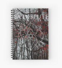 La Dispute - Forest Spiral Notebook