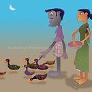 duck by madhuspace
