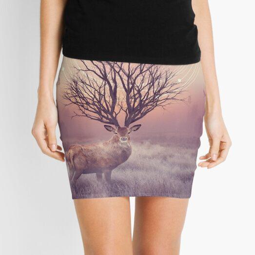 In the Stillness Mini Skirt