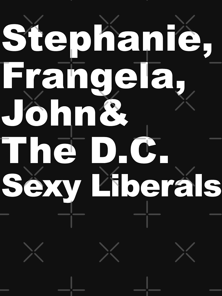 Stephanie, Frangela, John & The Washington D.C. Sexy Liberals by SMShow