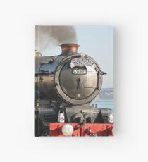 Steam Train King Edward No 6024 Hardcover Journal
