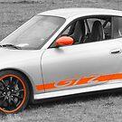 Nice Porsche by JGetsinger