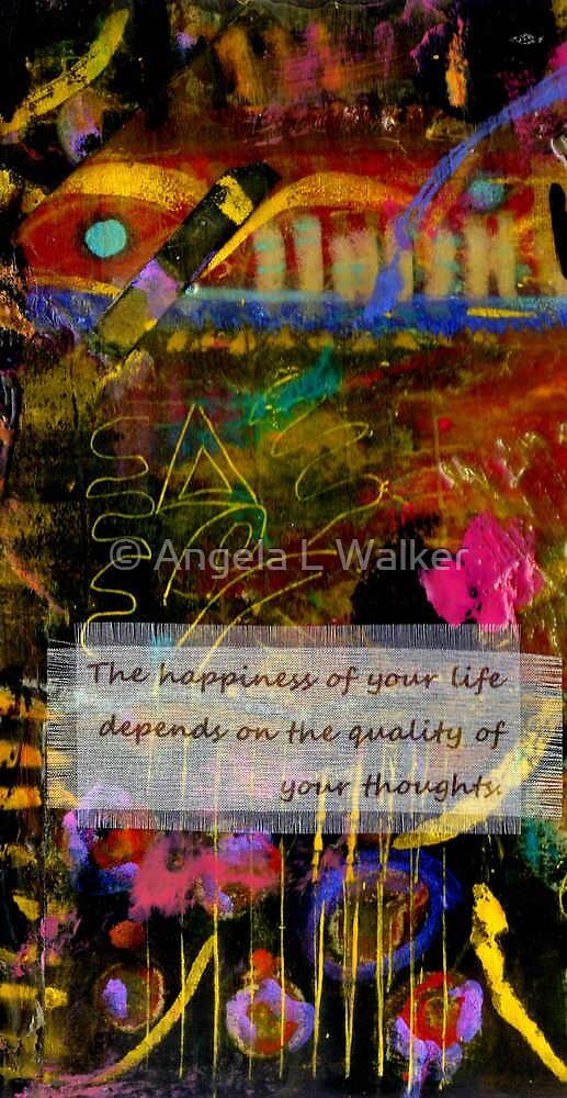 Happy Thoughts by © Angela L Walker