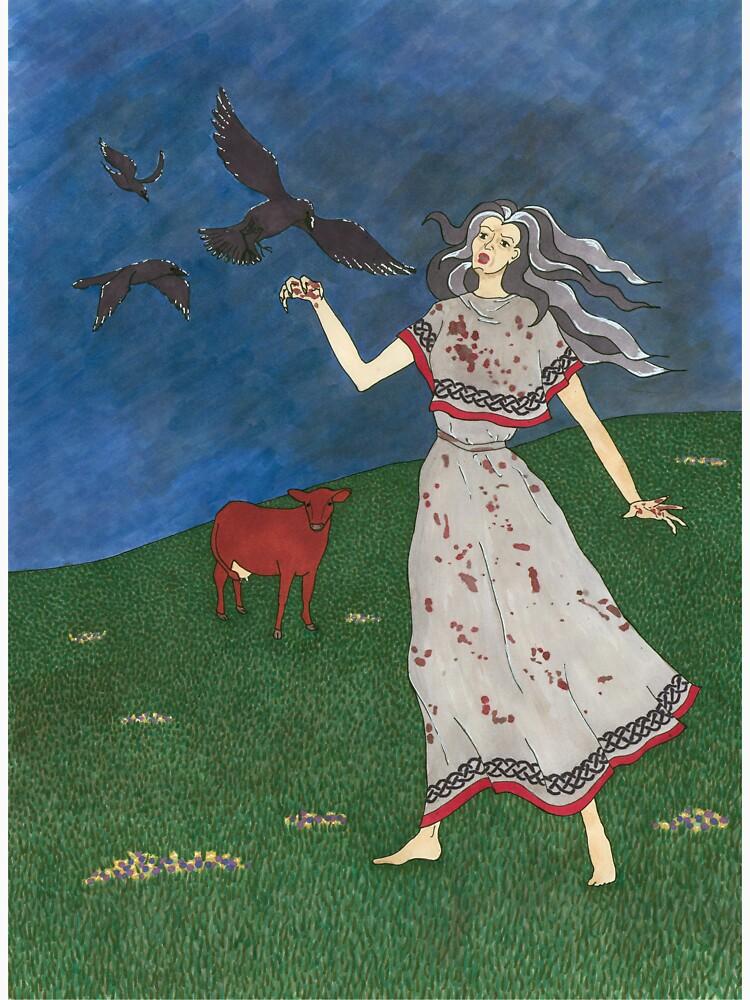 The Morrigan: Great Queen by MsLauraPerry