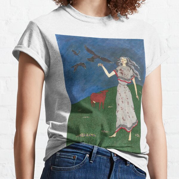 The Morrigan: Great Queen Classic T-Shirt