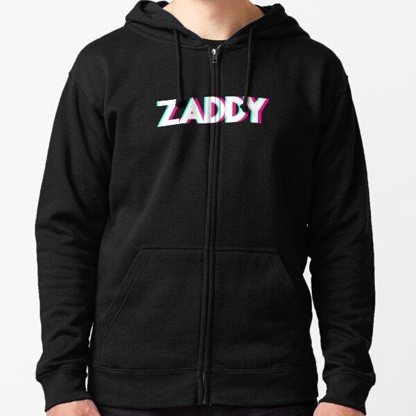 Zaddy Zipped Hoodie