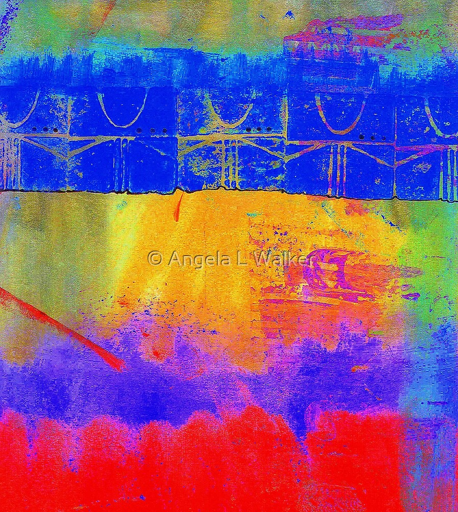 Bright Panels for Lots of Thought by © Angela L Walker