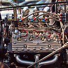 Flathead V8 Engine by kenmo