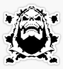 Ink Blot of Evil! Sticker