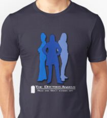 The Doctor's Angels (blue) T-Shirt