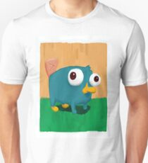 Baby Perry the Platypus Unisex T-Shirt