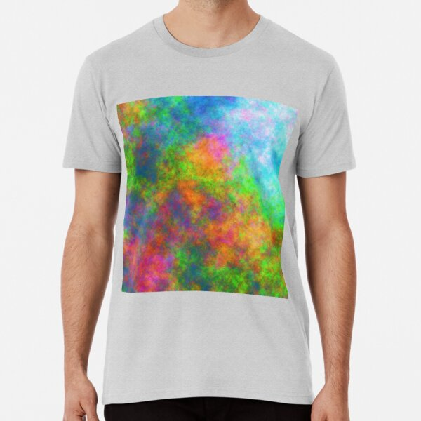 Abstraction of underwater forest Premium T-Shirt