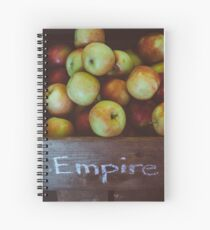 Empire Apples Spiral Notebook