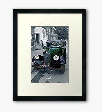 Austin 6 Framed Print