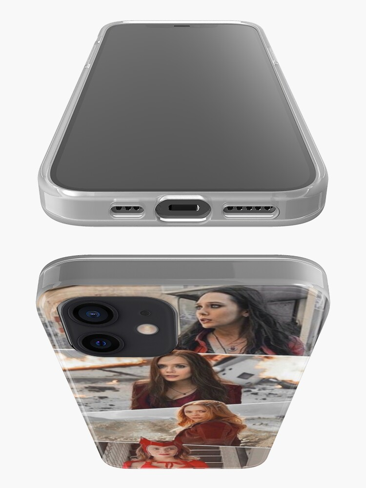 Alternate view of Elizabeth Olsen  iPhone Case & Cover