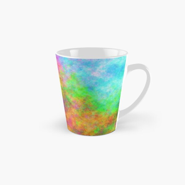 Abstraction of underwater forest Tall Mug