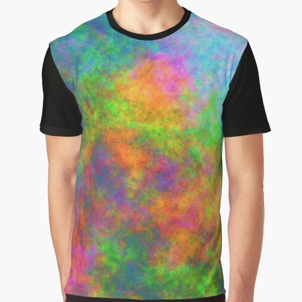 Abstraction of underwater forest Graphic T-Shirt