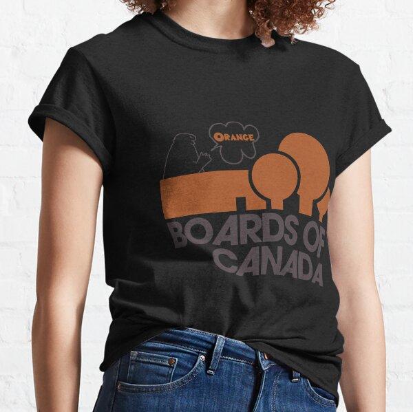 Aquarius Boards of Canada Classic T-Shirt