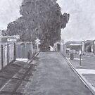 Miles Lane by Joan Wild