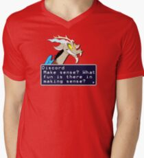 My Little Pony Discord Quote Shirt 2 Men's V-Neck T-Shirt