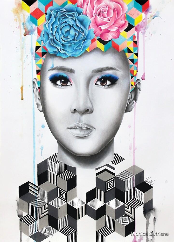 CMYK by Monica Sutrisna