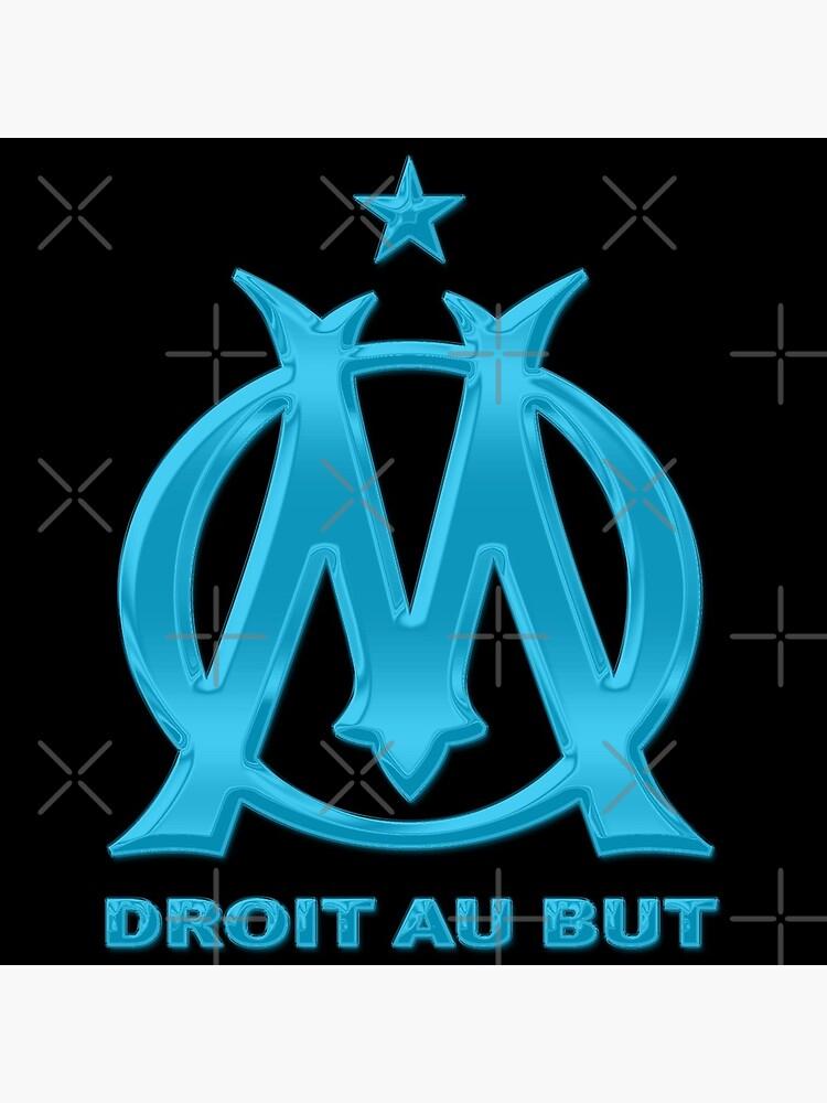 «olympique de marseille logo» par NotSee