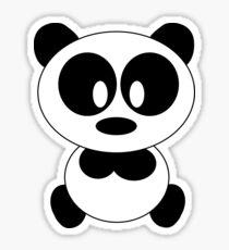Baby Panda Sticker
