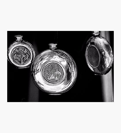 Floating Flasks Photographic Print
