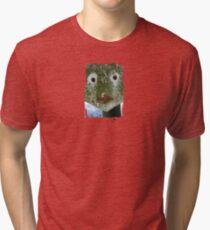 Funny Face - JUSTART © Tri-blend T-Shirt