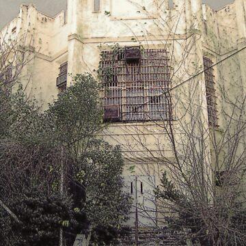 Old Columbia Jail by ZeroAlphaActual